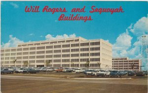 Will Rogers & Sequoyah Bldgs Oklahoma City early 1960s