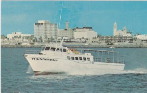 Swift Ships' Deep Sea Fishing Boat Corpus Christi Texas