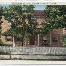 Saunders/Cobb Homestead, 321 S. Third Street, Paducah KY Postcard