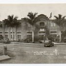 Hotel Mante, C. Mante, Tamps, Mexico Real Photo Postcard