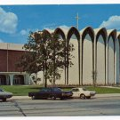 Bethany Oklahoma First Church of the Nazarene 1960s or 70s Postcard