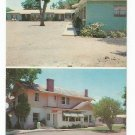 Elm Hotel-Motel St. Johns Arizona 1960 Postcard