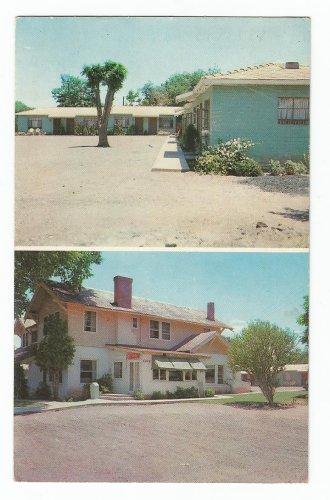 Elm Hotel-Motel St. Johns Arizona 1960 Postcard