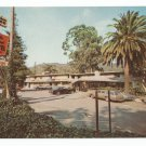 Villa Rafael Motel San Rafael California Postcard 1971
