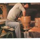 Process in Ceramics, Mikawachi Sasebo Postcard