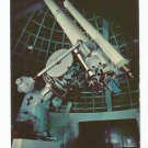 Twin Refracting Telescope Griffith Observatory Los Angeles California Postcard