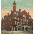 Printup Hotel Gadsden Alabama 1916 Postcard