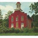Old Presbyterian Church Rodney Mississippi Postcard