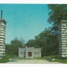 Fort D Park Cape Girardeau Missouri Postcard 1975