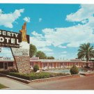 Liberty Motel Phoenix Arizona 1970s Postcard
