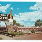 Liberty Motel Phoenix Arizona 1970s Postcard