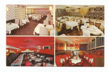 Steak House Unique Dallas Texas Postcard 1960s?