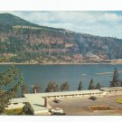 Meredith's Gorge Motel Hood River Oregon Postcard 1950s