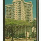 Queen Kapiolani Hotel Postcard 1984 Hawaii