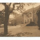 Music Building University of Minnesota Minneapolis Albertype Postcard