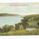 Near Walterita Canandaigua Lake New York Postcard