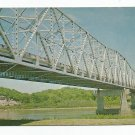 Interstate 70 Bridge Rocheport Missouri Postcard