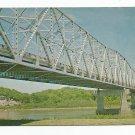 Interstate 70 Bridge Rocheport Missouri Postcard