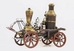 SimpleYears Fire Engine 1857  JL155N