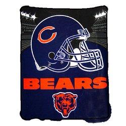 Chicago Bears Micro-Rascel NFL Throw   Nor1Chi-060Stadium