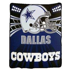 Dallas Cowboys Fleece NFL Blanket   Nor1Dal-031Series
