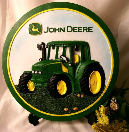 John Deere Baby Gifts Uk : Stepping stone cab tractor john deere