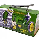 Cute Metal Tool Box-John Deere