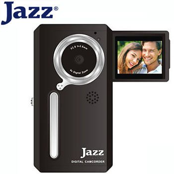 JAZZ® POCKET DIGITAL CAMERA/CAMCORDER FREE SHIPPING