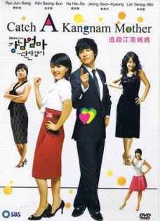NEW CATCH A KANGNAM MOTHER [8DISC] Korean TV Drama DVD
