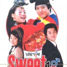 NEW SWEET 18 [10DISC] Korean TV Drama DVD