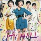 2009 NEW CITY HALL [8DISC] Korean Drama DVD