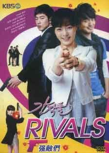 208 NEW RIVALS [8DISC] Korean Drama DVD
