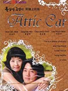 NEW ATTIC CAT [9DISC] Korean Drama DVD