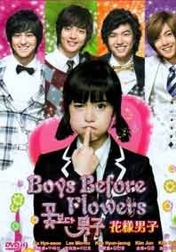 NEW 2009 BOYS BEFORE FLOWERS [10DISC] Korean Drama DVD