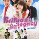NEW SHINING INHERITANCE - BRILLIANT LEGACY [9DISC 28ep] Korean Drama DVD
