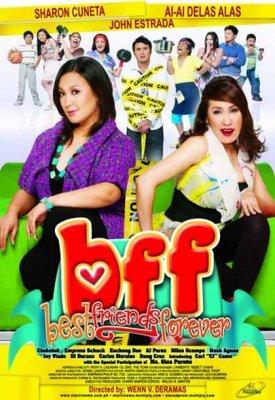 BFF Best Friends Forever Filipino Tagalog DVD Sharon Cuneta
