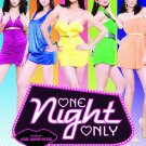 One Night Only MOVIE Filipino Tagalog DVD Katrina Halili