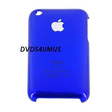 Hard Case Back Cover for Apple iPhone 2G 3G 3GS 3G S