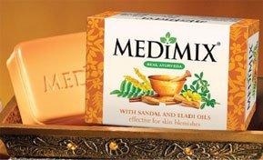 Medimix Soap Sandal and Eladi Oil 125g