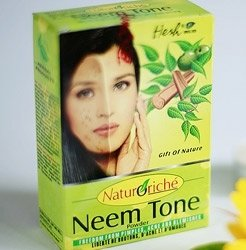 Neem Tone Powder 100g Hesh | Fights Acne, Promotes Clear Skin