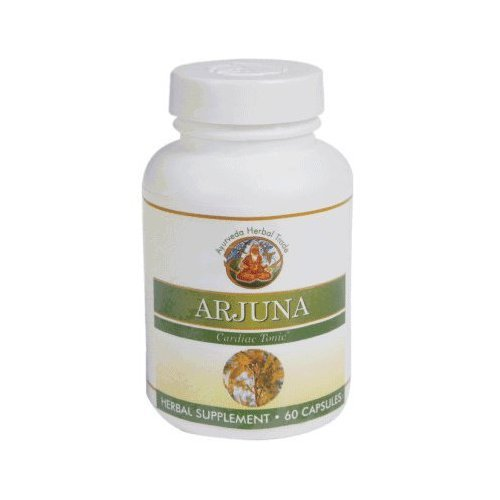 Arjuna | Stress Reliever, Cardiac Health, Hypertension Capsules