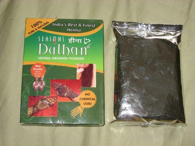 Henna Mehndi Premier Powder 100g | Seasons Dulhan Premier Henna Mehandi Powder