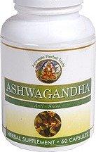 Ashwagandha - Anti-Stress, Immune System Boost Capsules