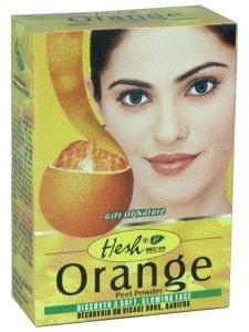 Orange Peel Powder 100g Hesh   Glowing Skin