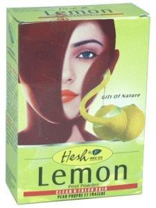 Lemon Peel Powder 100g Hesh   Skin Cleanser Astringent