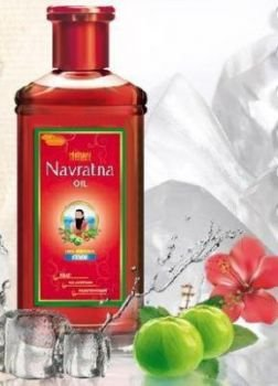 Navratna Plus Herbal Cool Oil 200ml