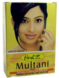 Multani Mati 100g Hesh | Multani Mitti | Natural Skin Cleanser