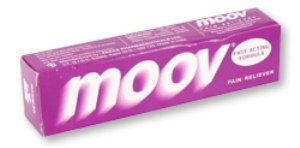 Moov Ayurvedic Pain Relief Cream 25g