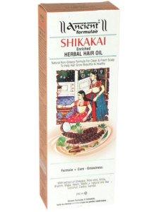 Hesh Ancient Formulae Shikakai Enriched Herbal Hair Oil 200ml