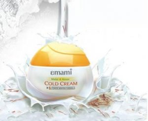 Emami Malai Kesar Cold Cream with Herbs 60ml